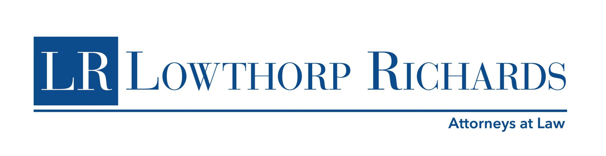 Lowthorp Richards Attorney at Law logo